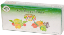 Meltis New Berry Fruits 200g